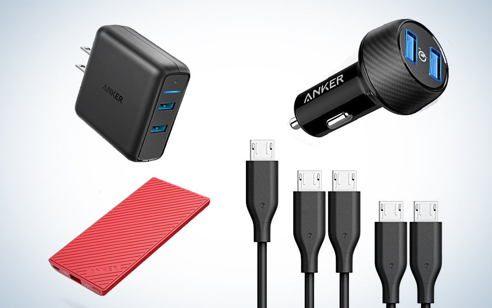 Anker charging accesories