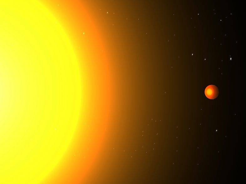 On Nightmare Planet Covered In Boiling Lava, A Year Lasts 8.5 Hours