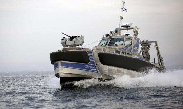 Israeli Defense Company Unveils Robot Warship