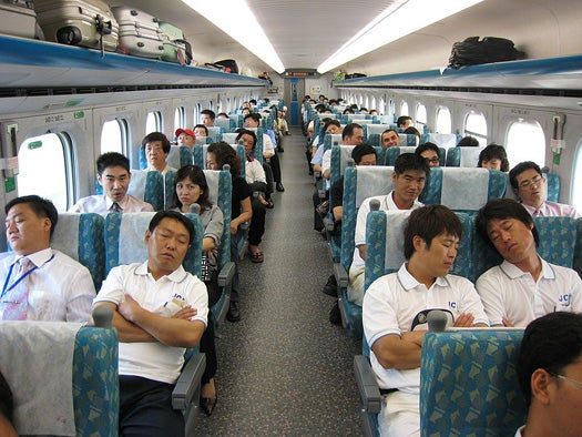 In 2020, Take a High-Speed Train from Beijing to London