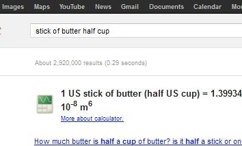 Has Google Discovered Dark Butter?