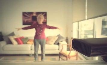 Elderly Spaniards Can Get Medical Checkups Via Kinect