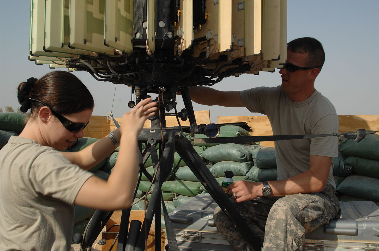 Marines Test Specialized Radar For Fighting Drones