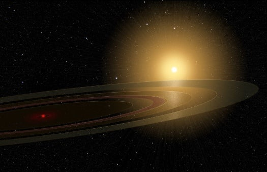 Found: The First Ever Saturn-Like Exoplanet Surrounded by Orbital Rings