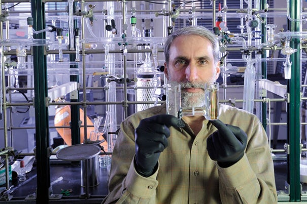 Engineered Bacterium Produces Alcohol Out Of Thin Air
