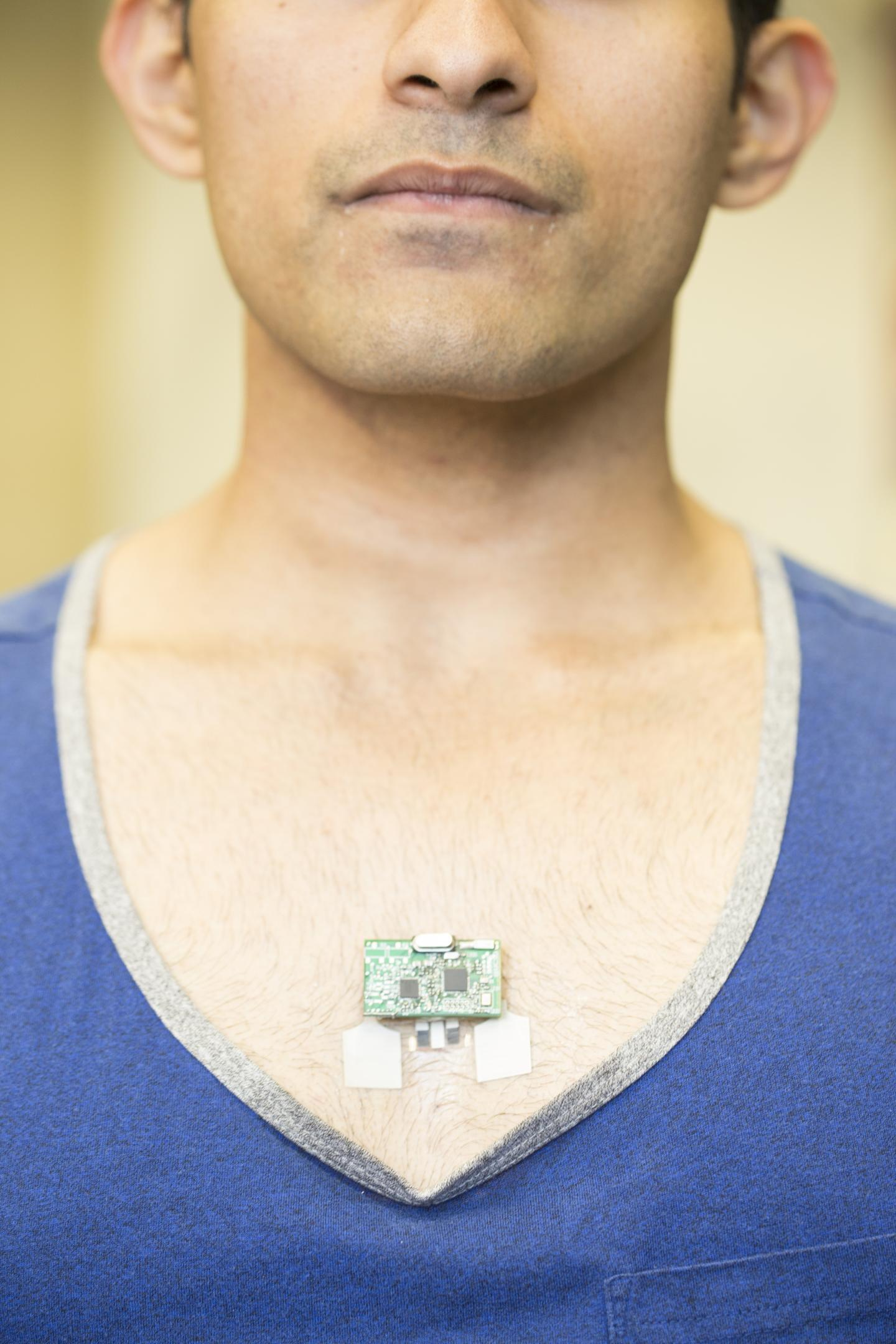 This Small, Flexible Patch Will Monitor Your Sweat