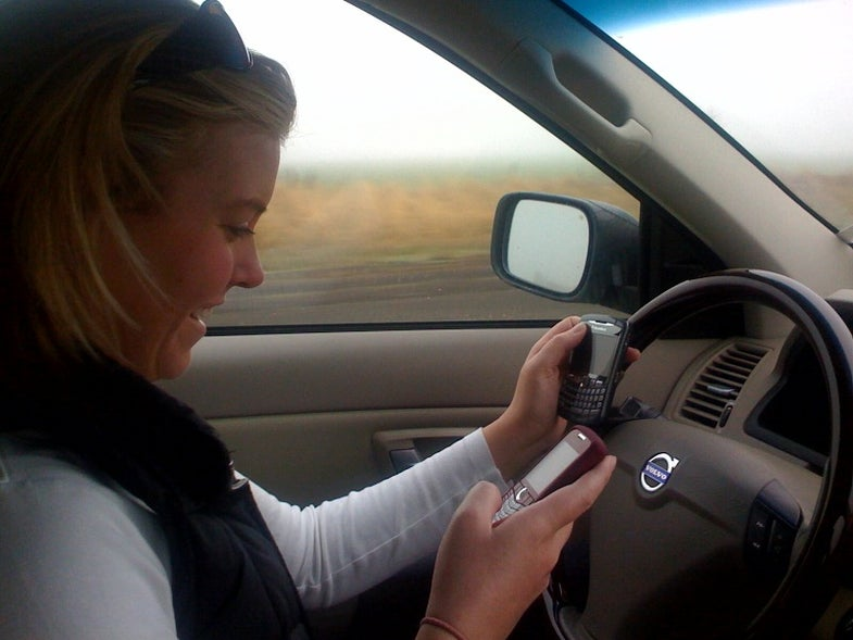 To Thwart Distracted Driving, US Government Considers Cell Phone Jammers in Cars