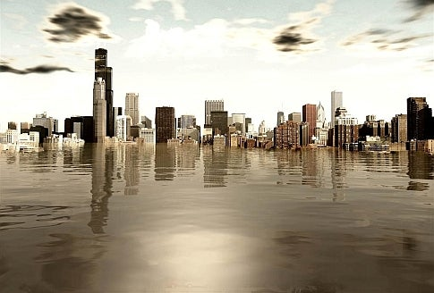 Sea Level Rise May Be Smaller Than Predicted