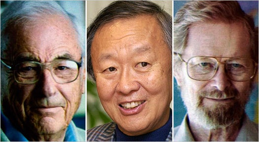 Creators of CCDs and Fiber Optics Win 2009 Nobel Prize In Physics
