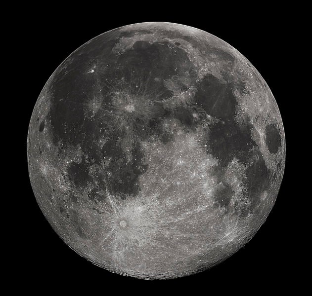 Did We Steal Our Moon From Venus?