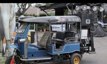 The Denver Zoo's Poo-Powered Rickshaw Turns Animal Waste into Energy