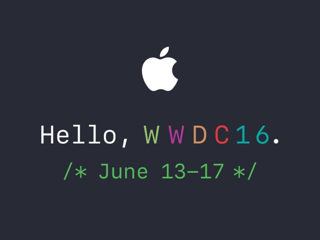 """""""WWDC"""