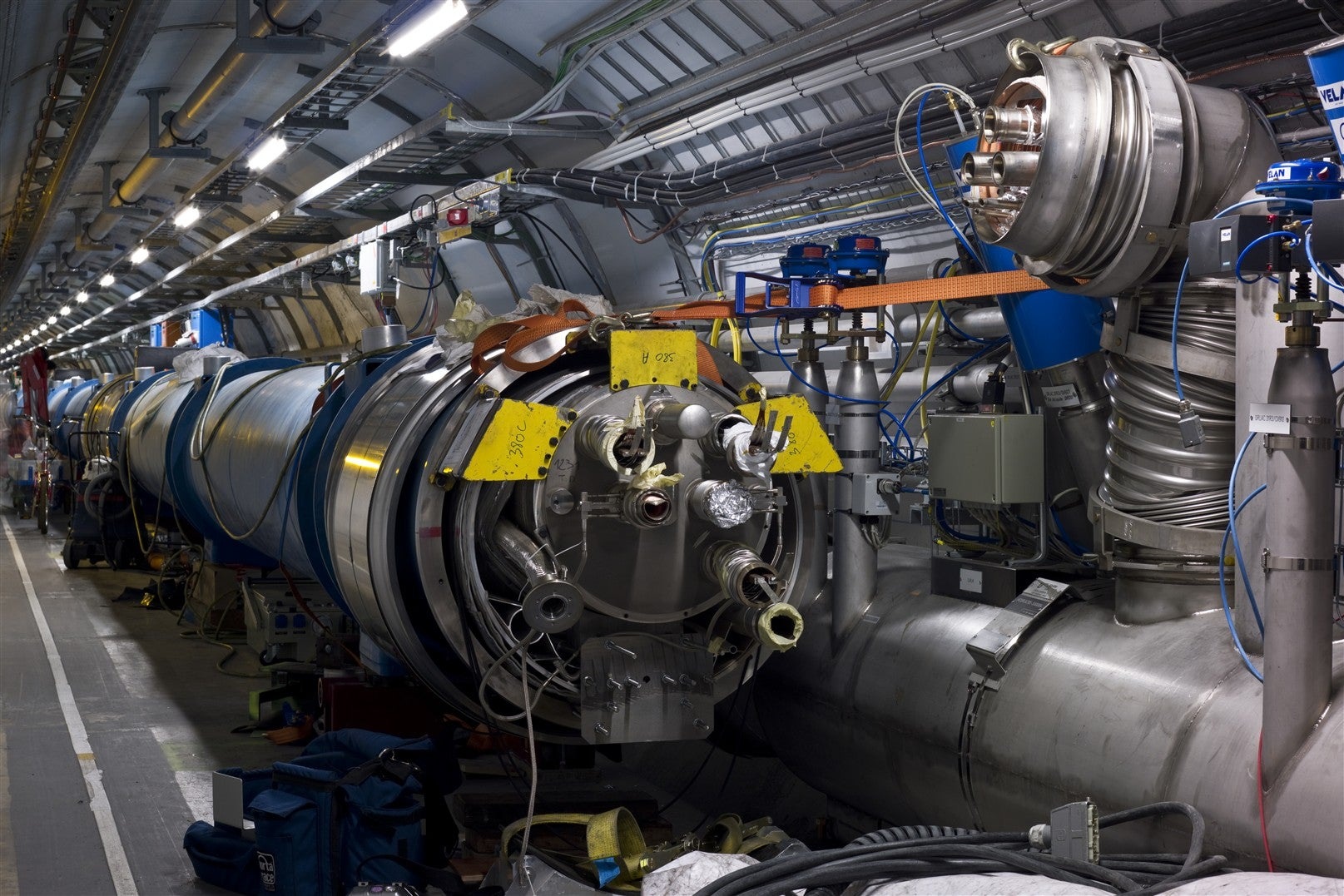 Following Baguette Incident, Large Hadron Collider Set for Restart This Week