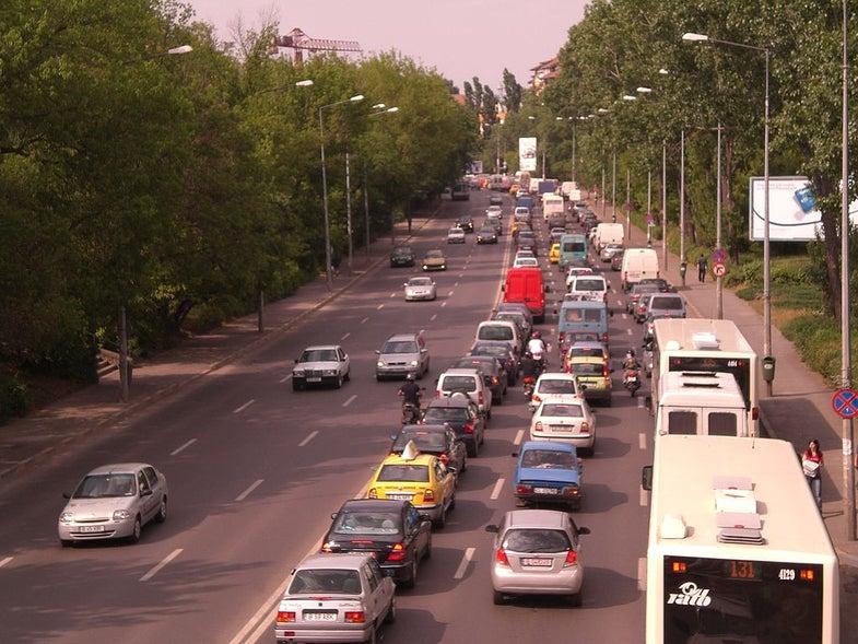 Israeli Students Spoof Waze App With Fake Traffic Jam