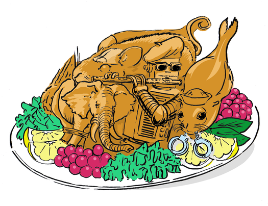 """Thanksgiving"
