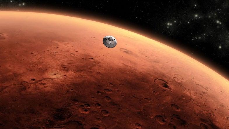 The Many Ways Mars Rover Curiosity Might Phone Home