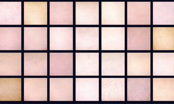 Can You Guess What These Cute Pink Tiles Are Made Of?