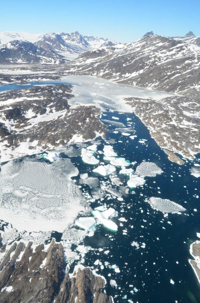 """""""Icebergs"""
