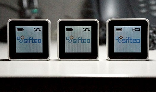 Testing the Best: Sifteo Cubes