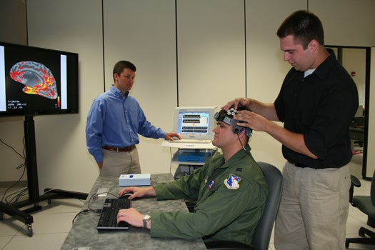 Create a Better Soldier at the Wright-Patterson Air Force Base's Human Performance Wing