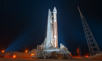 With Rocket Blown Up, Orbital Sciences Hitches A Ride To Space