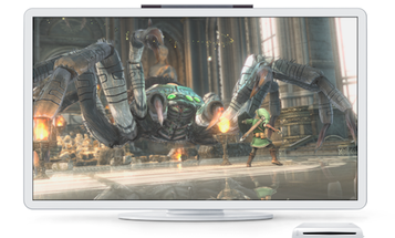 Nintendo Announces Wii U Console and Its Huge, Touchscreened, Tablet-Like Controller