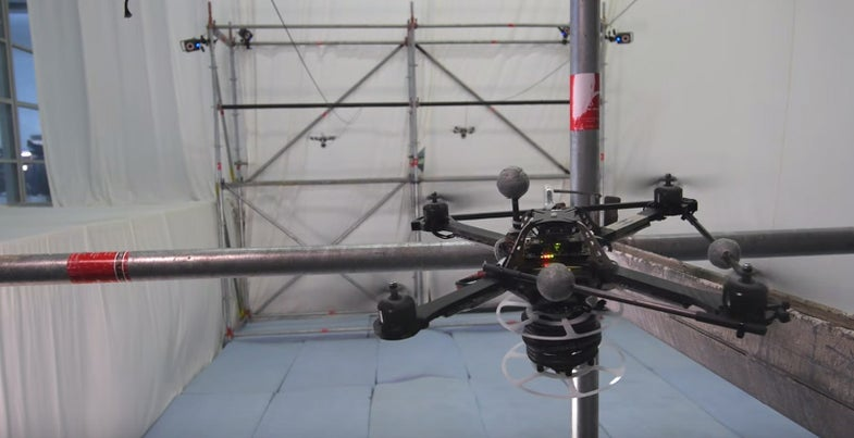 Drone Bridgebuilders