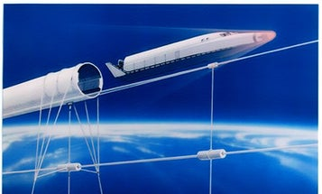 A Train to Space: All Aboard the 20,000-Mile-Per-Hour Low-Earth-Orbit Express