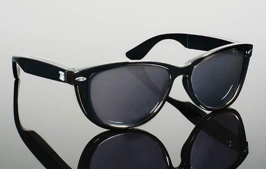 Spy-Like Sunglasses Shoot and Share Videos