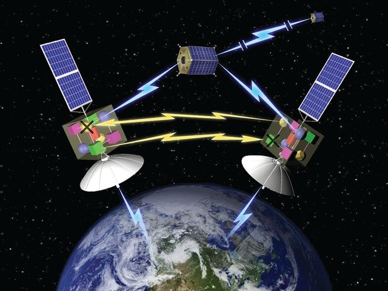 Modular Space System