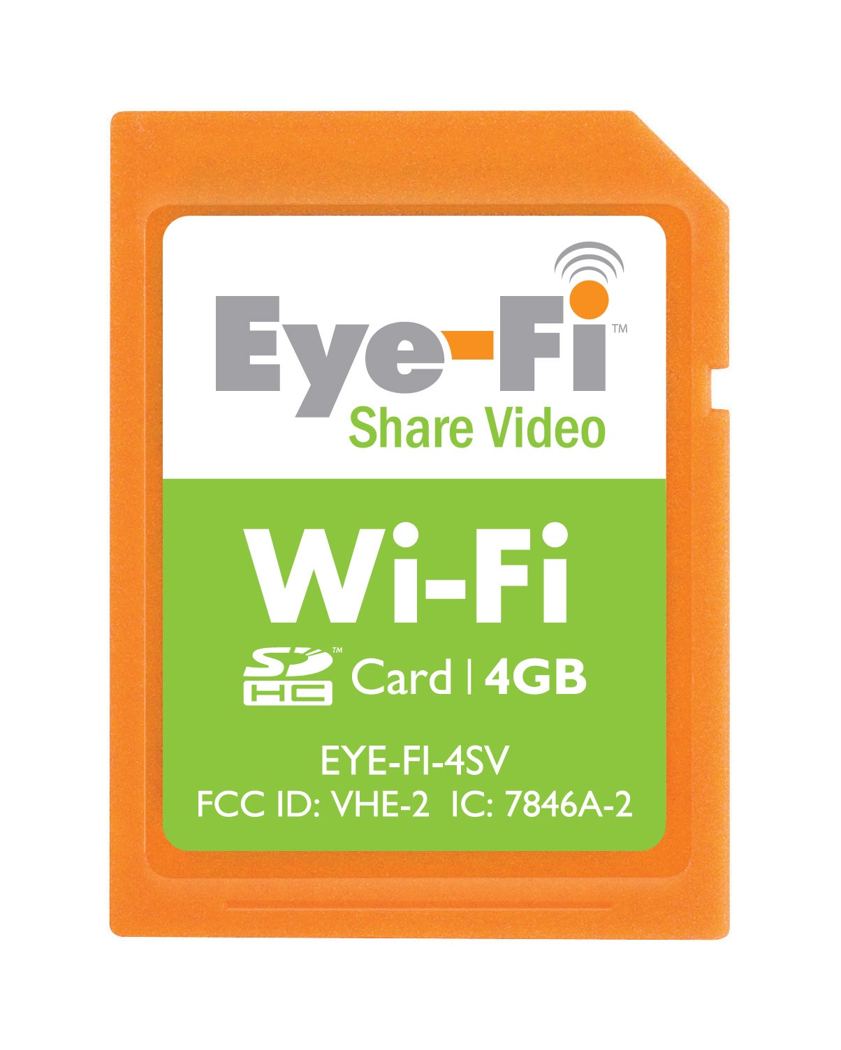 New Eye-Fi Cards Upload Video Wirelessly from Most Any Camera