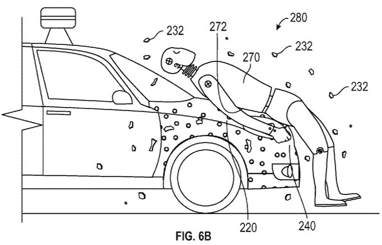 This Google Patent Is Like Human Flypaper For Cars