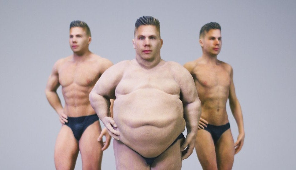 This Company Will 3D-Print Your Semi-Naked Selfie
