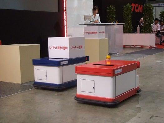 Video: Hitachi's Unveils 'Intelligent Carry' Autonomous Delivery-Bot