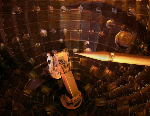 World's Most Powerful Laser Gets Government Go-Ahead
