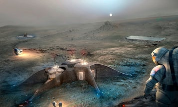 8 Printable Martian Habitat Designs That We Want To Live In