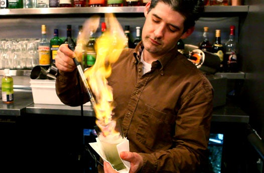 Video: Mixing 21st-Century Cocktails with Dave Arnold at Booker & Dax