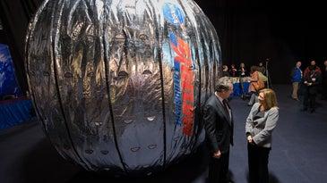 inflatable habitat module