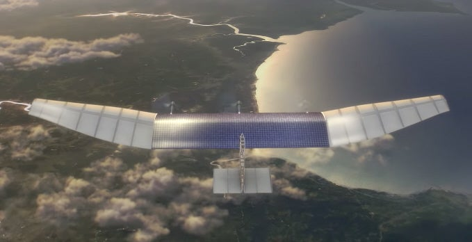 Facebook Says Wi-Fi Drones Will Be Jumbo Jet-Sized