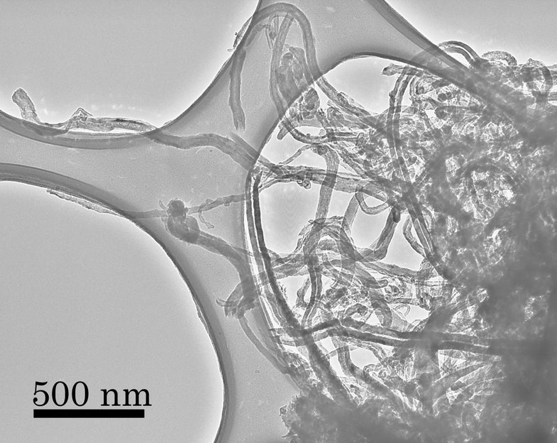 Stars Can Teach Us a Thing or Two about Manufacturing Carbon Nanotubes, NASA Finds