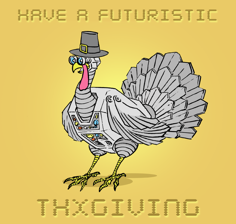Happy Thanksgiving From PopSci
