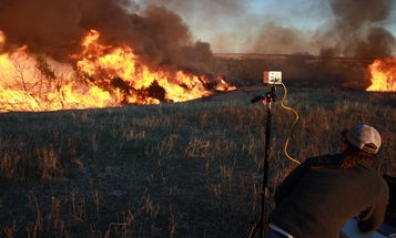 Drones Drop Fire Balls To Ignite Extreme Controlled Burns