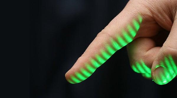 3-D Scanning Brings the Future of Fingerprinting
