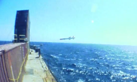 Video: Watch the JSF's New Cruise Missile Acquire and Engage a Naval Target
