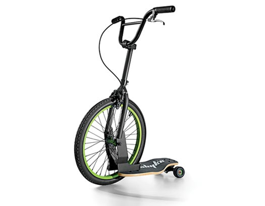 Wheel Wars: Can The Scooter Be Improved?