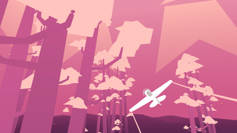 This is the Flight Game Where You Never Have to Land