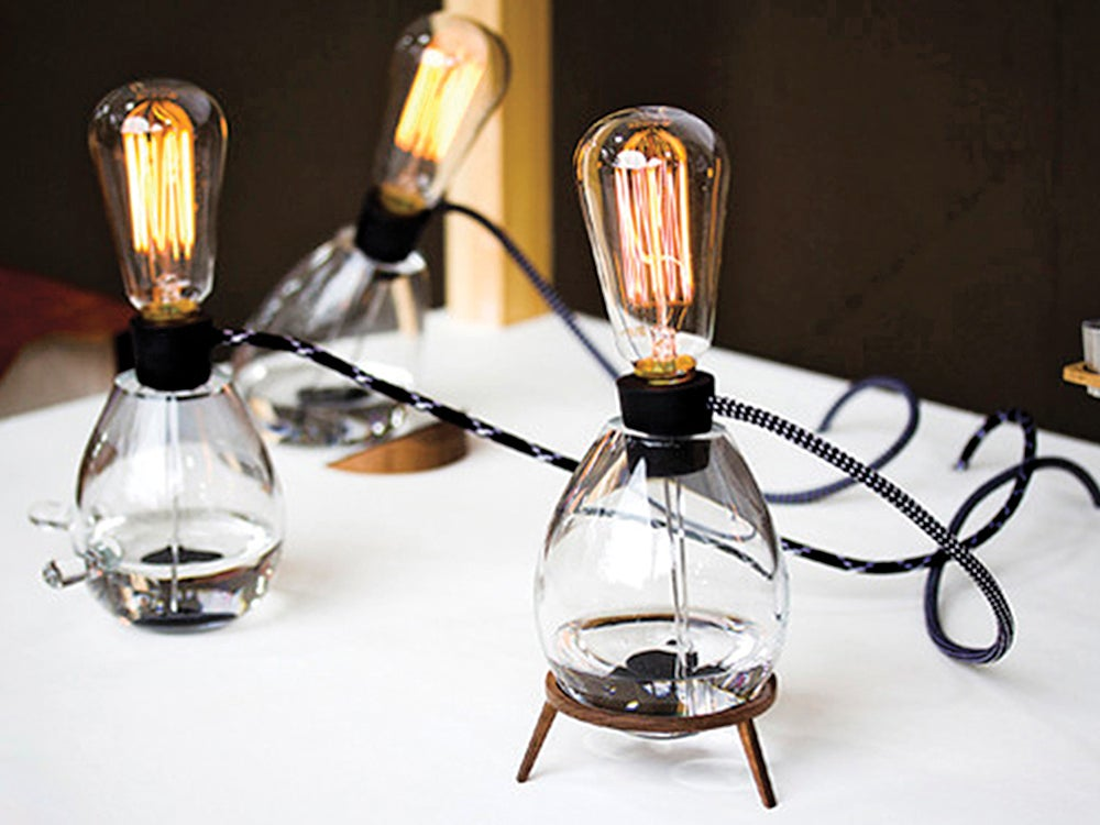 How To Turn Conductive Paint Into A Liquid Lightbulb Switch