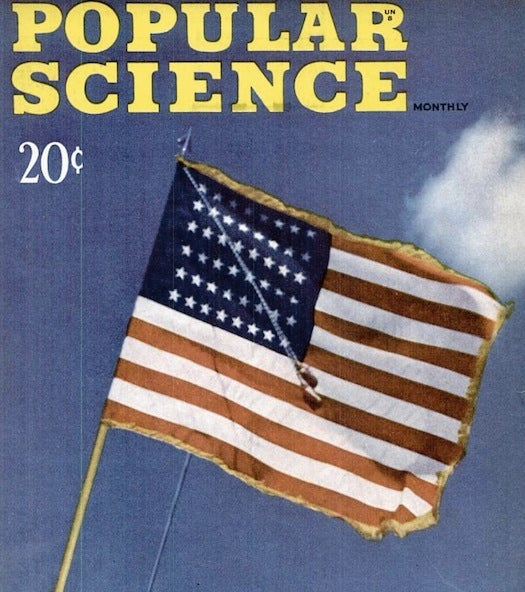 How Popular Science Has Celebrated The Fourth Of July