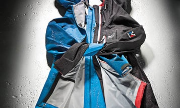 New Jacket Fabrics Vent Sweat Without Letting Water or Cold Air Sneak In