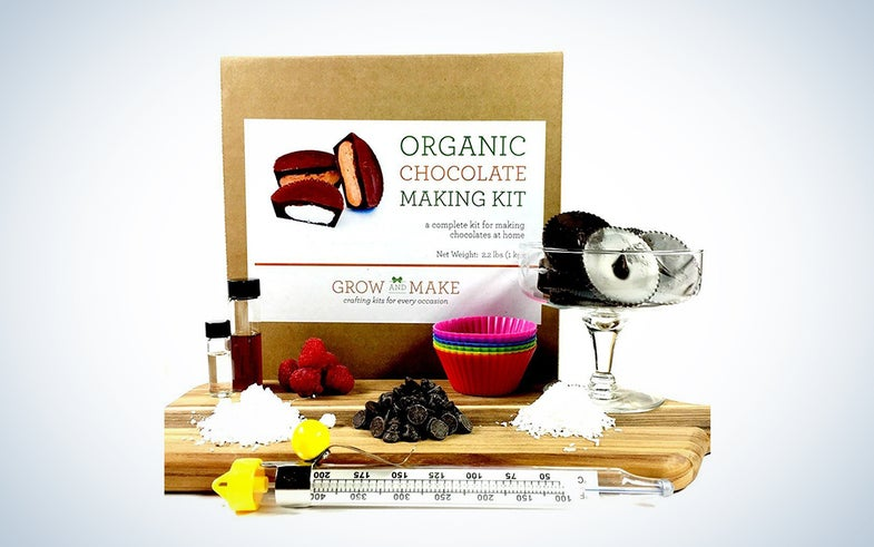 Deluxe Chocolate Making Kit